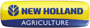 Small New Holland Logo